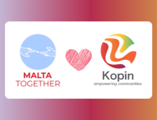 Kopin is on the Malta Together website